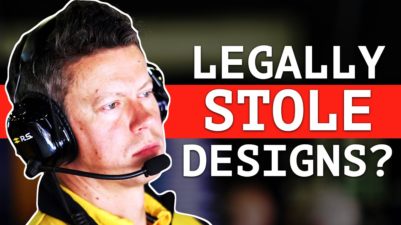 Renault Explain Their Protest Against Racing Point