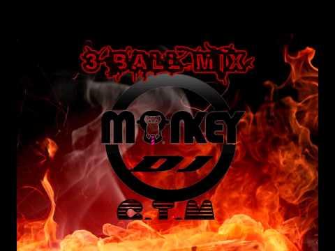 3 ball music mix  dj monkey  2011