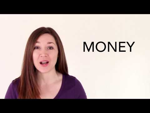 Money - Spotlight's Word of the Day