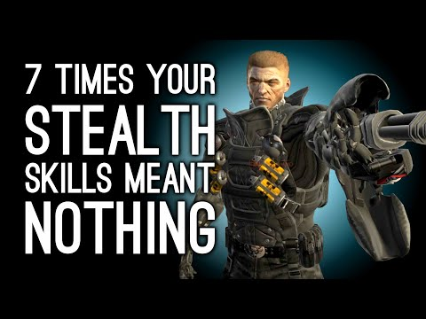 7 Times Your Precious Stealth Skills Meant Nothing