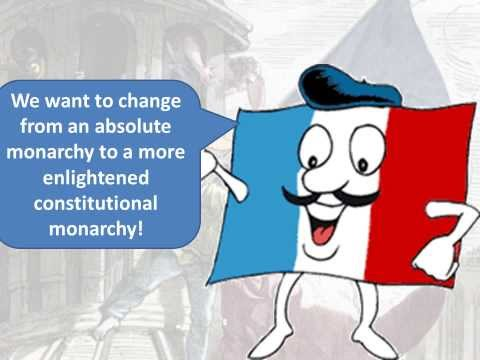 French Revolution  Constitutional Monarchy Video