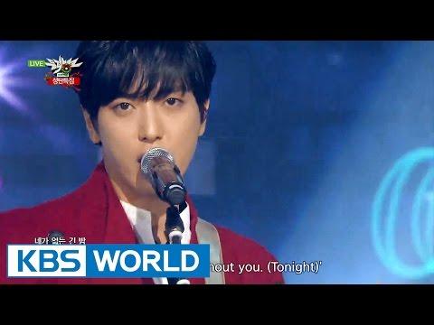 CNBLUE - Cinderella (신데렐라) [Music Bank Christmas Special / 2015.12.25]