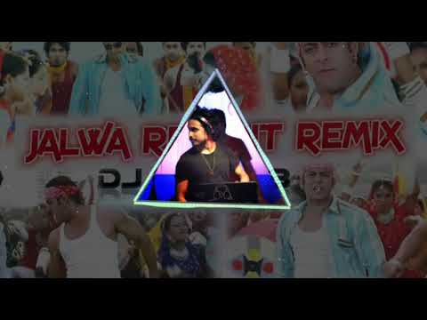 Jalwa (Wanted) Re Edit Remix- Dj Rishab 2018