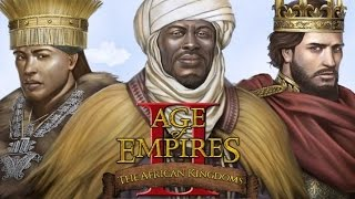 AGE OF EMPIRES 2: HD Edition - THE AFRICAN KINGDOMS (Análisis)