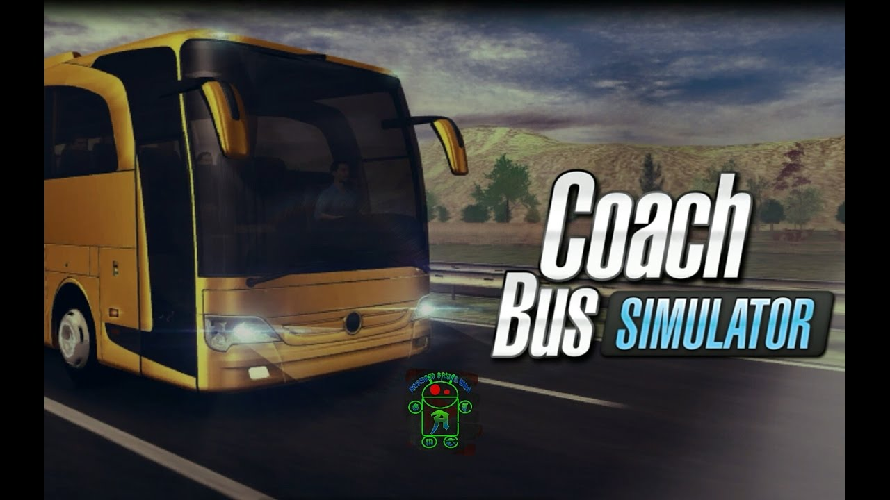 Coach Bus Simulator - Hd Android Gameplay - Bonus Truck -9885