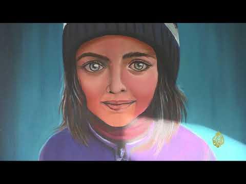 هذا الصباح- أحلام الخيام.. معرض فني للاجئين السوريين