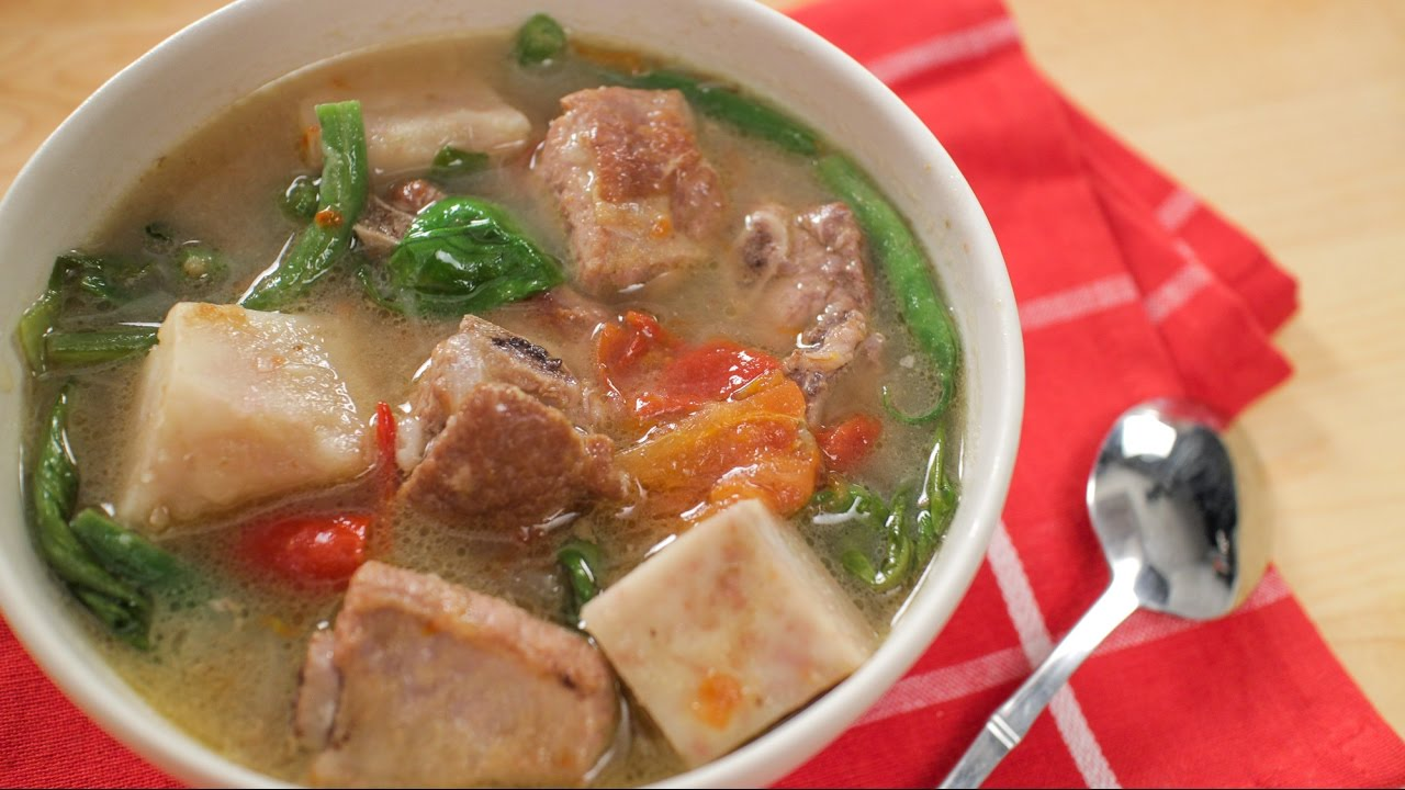 Filipino Kitchen Recipes