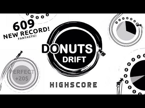 DONUTS DRIFT HIGHSCORE