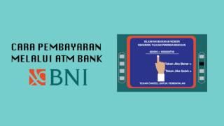 Cara Pembayaran MNC Play melalui ATM BNI
