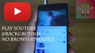 Play Youtube @ Background [root]✔