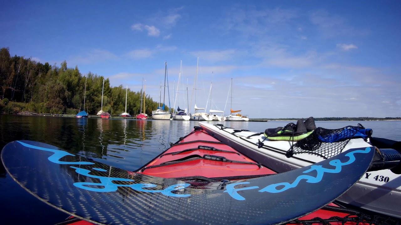 Download Delsyk Design Kayaks Nifty 430 @ Cospudener See