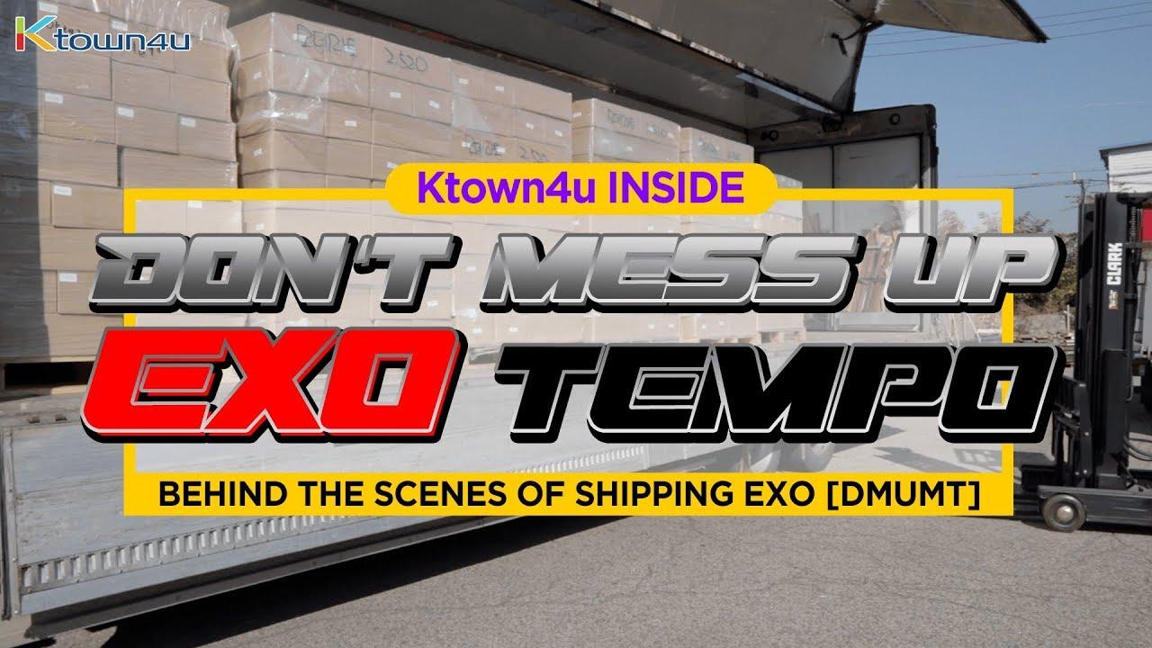 KPOP Ktown4u com : EXO - Album Vol 5 [DON'T MESS UP MY TEMPO