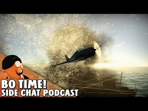 "Side Chat Podcast ""The F6F Hellcat"" Ep. 65"