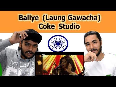Indian reaction on Baliye (Laung Gawacha) | Quratulain Baloch & Haroon Shahid  | Swaggy d