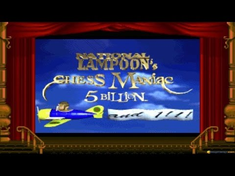 Chess Maniac 5 Billion and One gameplay (PC Game, 1993)