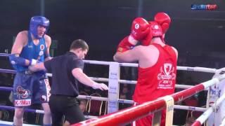 Яллыев Арслан (Москва) vs. Даудов Дауд   Мастерская тайского бокса