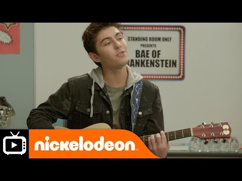 I Am Frankie | Andrew's Audition | Nickelodeon UK