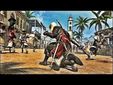 Прохождение Assassin's Creed 4: Black Flag (XBOX360) — Прибытие в Гавану #2