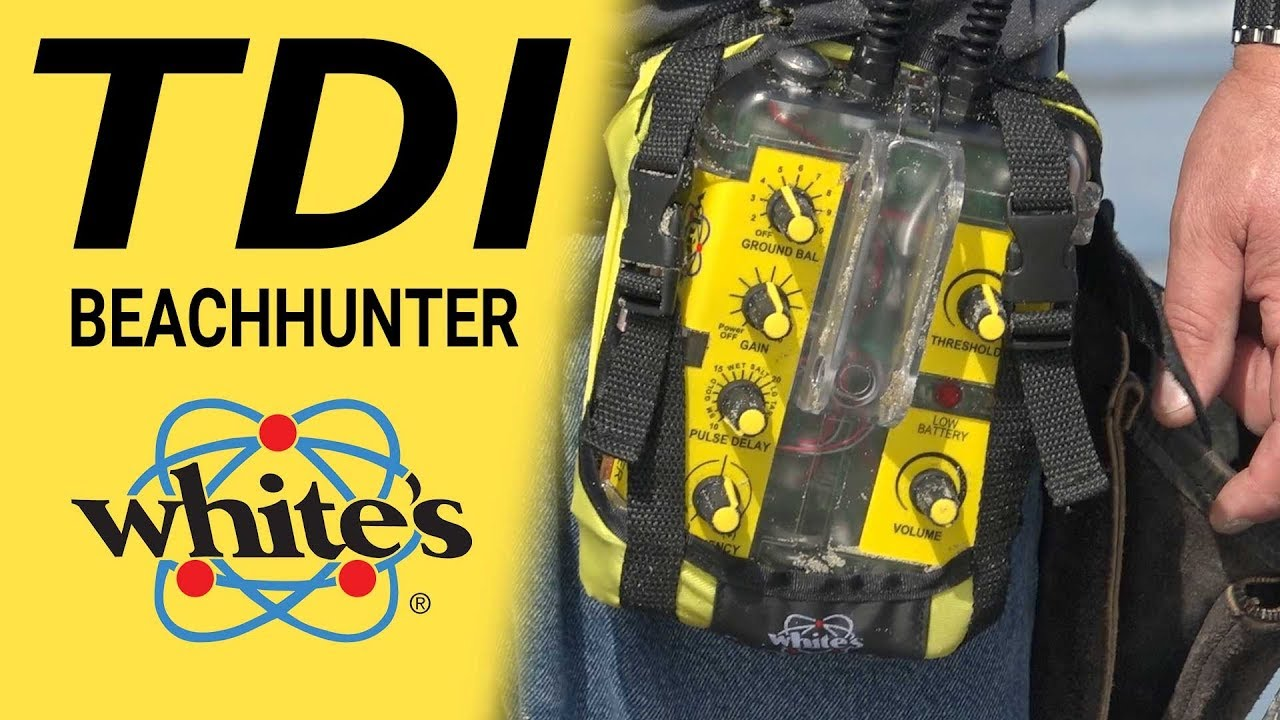 Beachhunters Password white's what is going on please with the tdi beach hunter