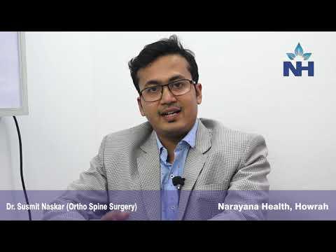 What is Cervical Spondylosis, its symptoms and treatment? Dr.Susmit Naskar