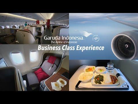 Garuda Indonesia Boeing