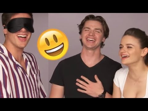 The Kissing Booth Cast - 😊😅😊 ULTIMATE FUNNY AND HILARIOUS MOMENTS - TRY NOT TO LAUGH 2018