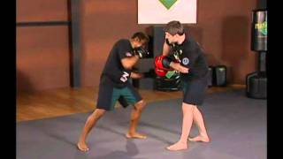 Mixed Martial Arts | Advanced | Ground and Kicking Defenses | Kicking On Angles