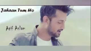 Atif Aslam - Flute mix - Jahan tum ho