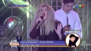 Laura Esquivel es Carly Simon - Tu Cara me Suena 2015