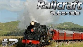 [Railcraft Tutorial] #7. Доменная печь и водонапорная башня