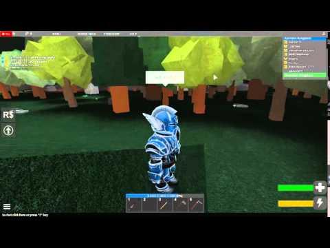 Roblox: Medieval Warfare Reforged Easy Rare Ores (No hacking)