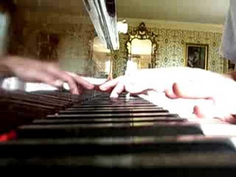 Daniel Johnston - 'Urge' - piano cover - Dave Dale