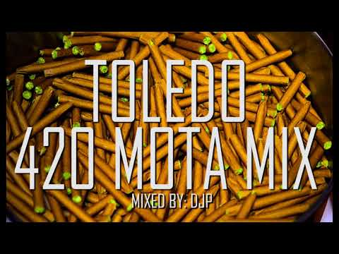 Toledo - 420 MOTA REGGAE MIX (Mixed by: DjP)