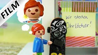 Playmobil Film deutsch | OHRRING für Julian Vogel?! Wie kann er zur coolen Jungs Clique gehören?