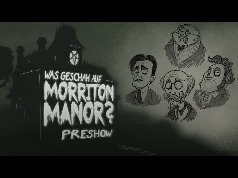 Pen & Paper: Was geschah auf Morriton Manor? | Pre-Show | 24.02.2017