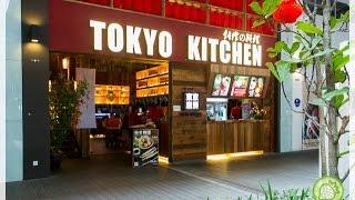 Famous Bloggers at Tokyo Kitchen, Famous Japanese Restaurant