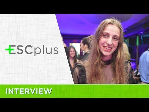 Eurovision 2018: Interview with Sennek (Belgium) | ES Pre-Party Madrid
