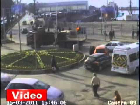 Zonguldak MOBESE Kazaları - Gazete32