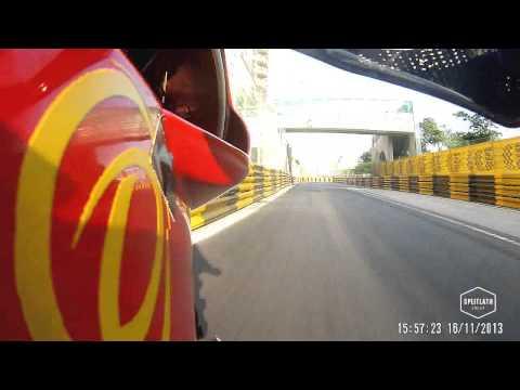 The Full Macau 2013 GP Onboard Mark Miller's EBR1190RS