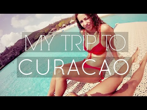 MY TRIP TO CURACAO #VLOG