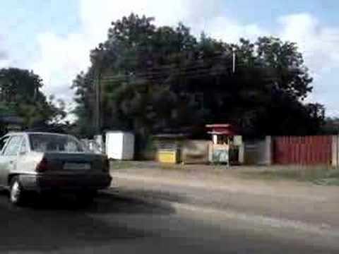 Car tour of Accra, Ghana