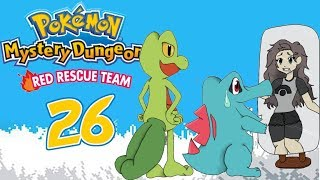 Pokemon Mystery Dungeon Red Rescue Team: Bad Hair - pt 26 - Silver Rooster