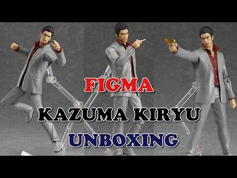 Download Yakuza Kiryu Kazuma Figma Unboxing MP3, MKV, MP4 - Youtube