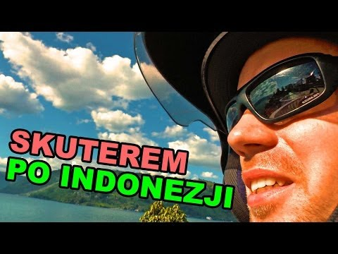 Skuterem po Indonezji, Lake Toba, Indonezja #84 2014.06.09