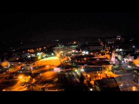 Marietta Square by Night