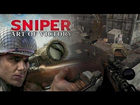 Sniper Art Victory |