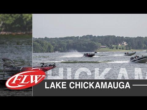 2015 FLW TV | Lake Chickamauga