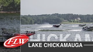 2015 FLW TV | Lake Chickamauga