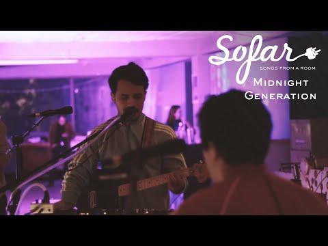 Midnight Generation - Trouble | Sofar Mexico City