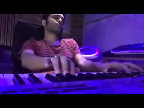 Habib Wahid  keyboard Playing heart touching Nice tune